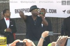 live streaming concert in New York Brooklyn HipHop Festival