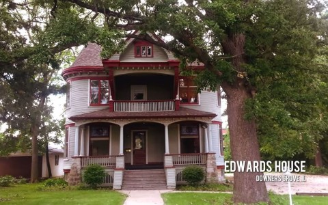 Friends of the Edwards House (short documentary)
