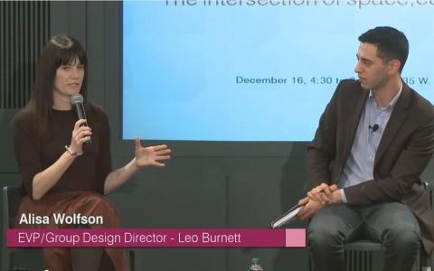 Panel discussion – 4 cameras